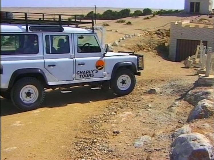 Namibia Charly's Desert Tour