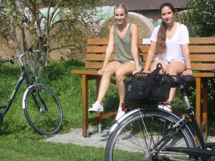 Radwandern an der Lahn